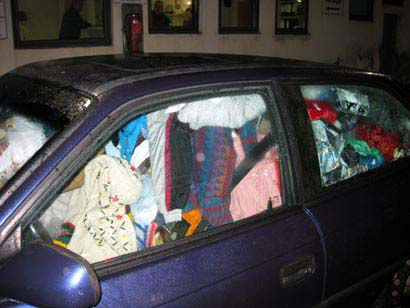 Tonyrogers Com Woman S Car Banned For Being Untidy