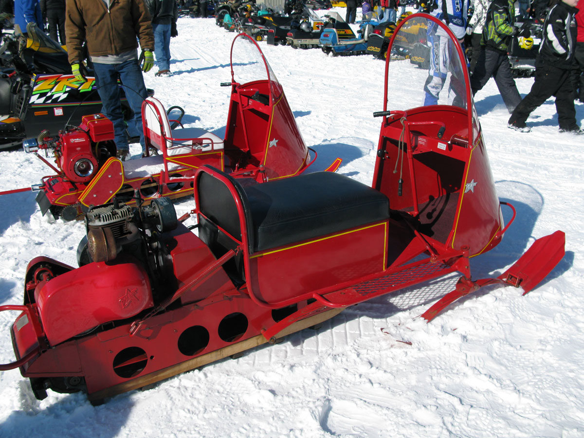 Tonyrogers Com 2012 Fish Lake Vintage Snowmobile Rally