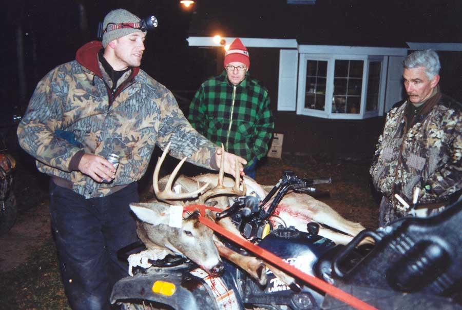 Deer Camp 2002 Fish Lake