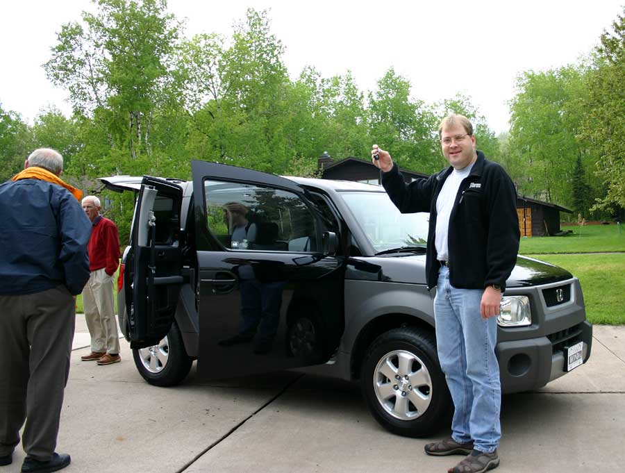 & TonyRogers.com | Tonyu0027s New Honda Element