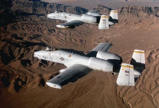TonyRogers com | A-10C Thunderbolt II Upgrade