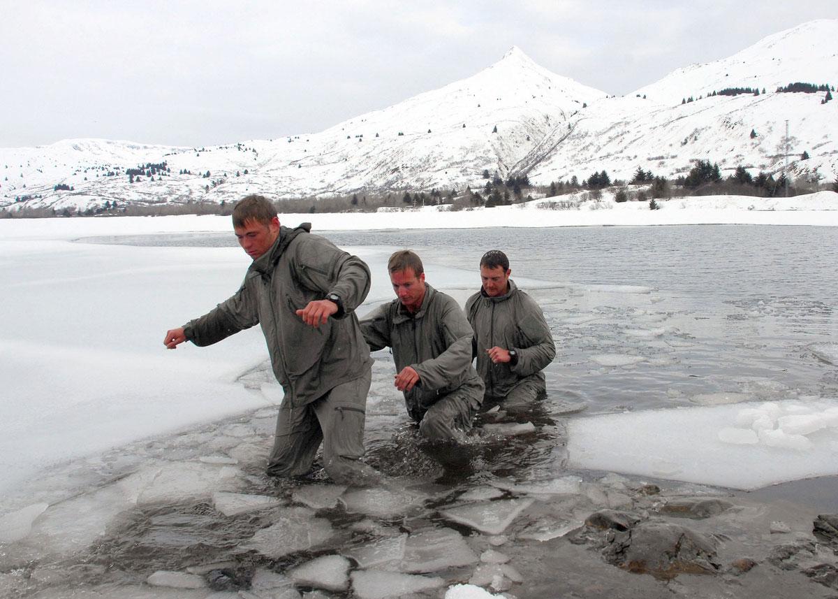 SEAL — Вікіпедія  |Navy Seals Emerging From Water